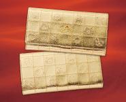 ラッキーショップのハローキティ金財布