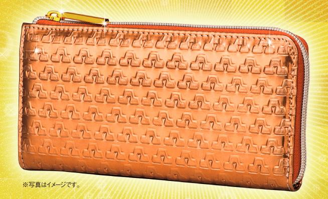 金運黄金の財布